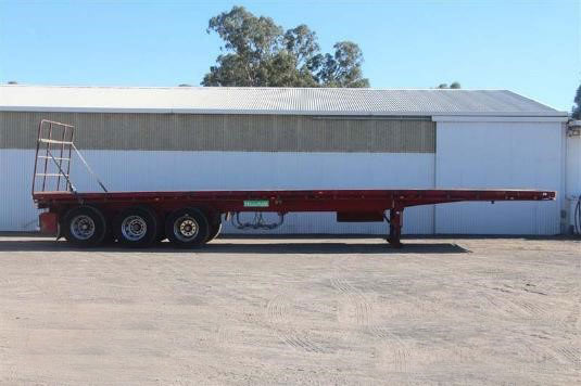 Flat top Trailer for Hire in Geraldton