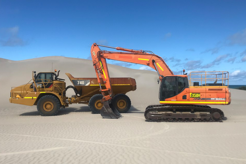Lime Sand Supplier Geraldton